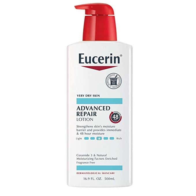 Eucerin Advanced Healing Lotion