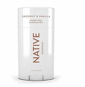 Native Vanilla Coconut natural deodorant