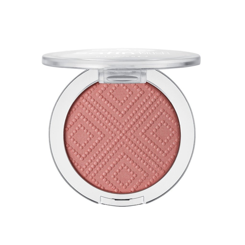 essence cosmetics satin touch blush