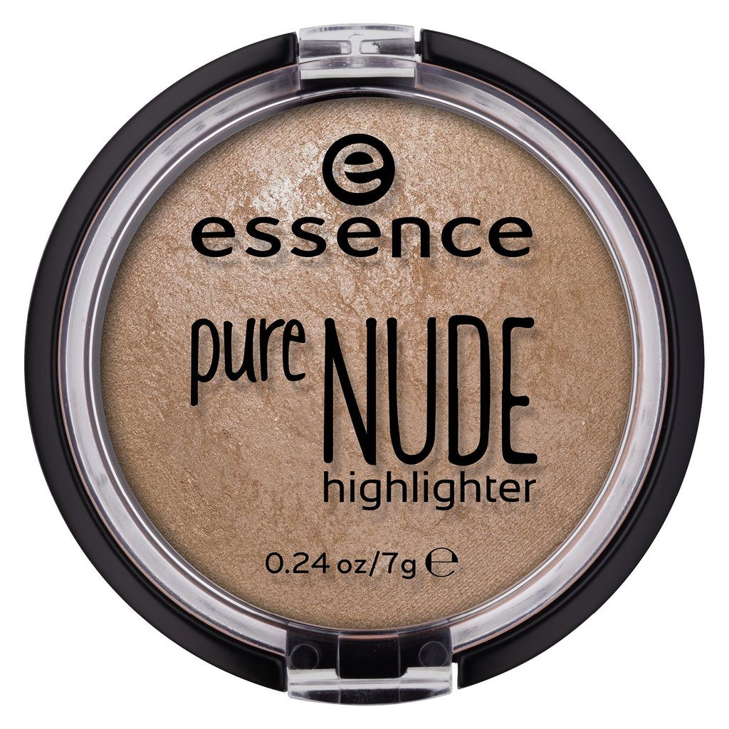 essence cosmetics pure nude highlighter