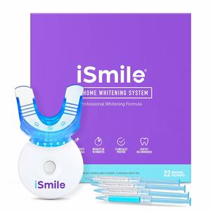 how to whiten your teeth with the iSmile teeth system