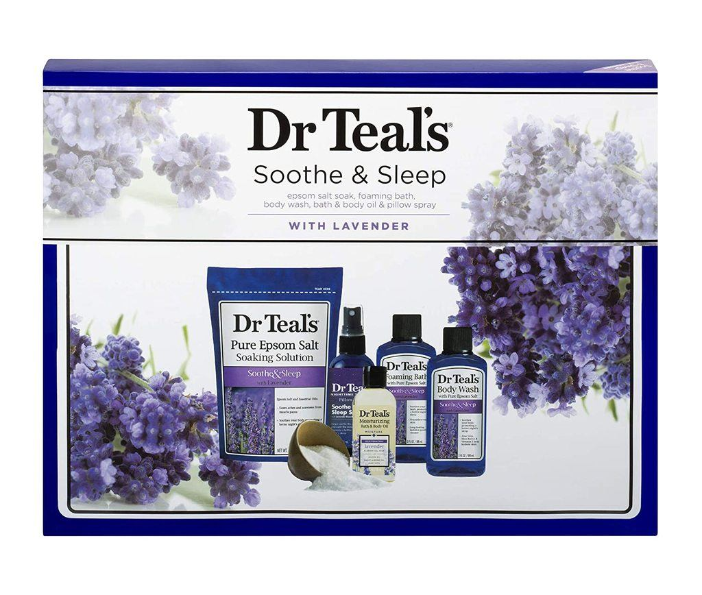 Dr Teals Soothe and Sleep Review box set